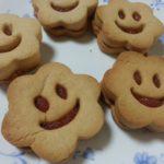 クッキー焼いてみました。