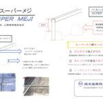 フジスーパーメジ(アスファルト系繊維質)