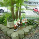 花壇 7人の小人