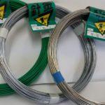 針金の種類(ステン、ユニクロメッキ、被膜、銅線)